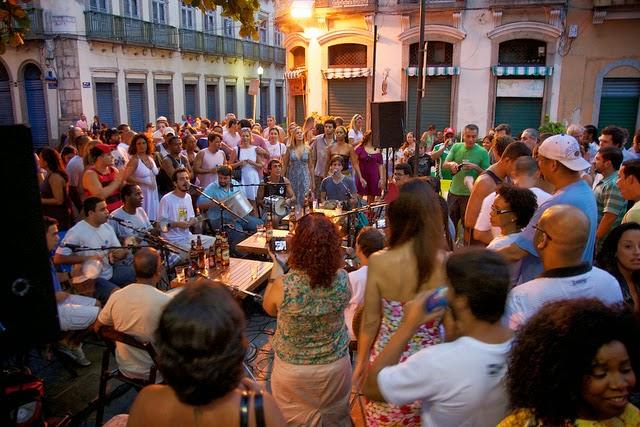 7 Rodas de Samba imperdibles en Río