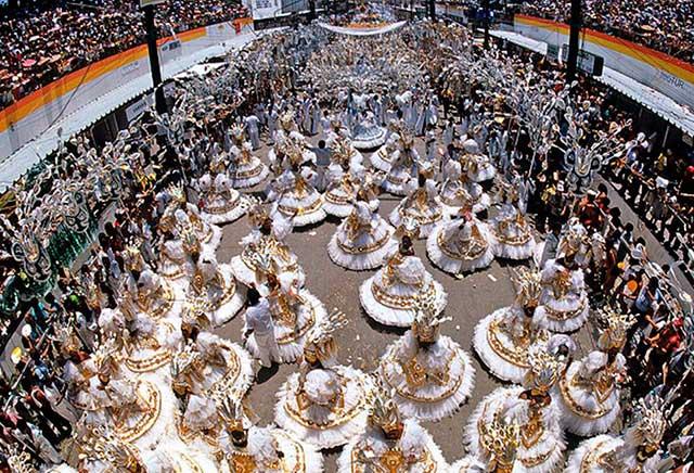 El polémico carnaval de 1983