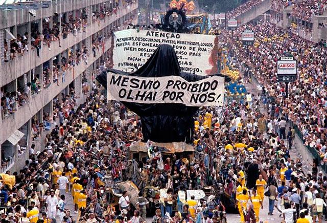 20 cosas que no sabías sobre la samba-enredo