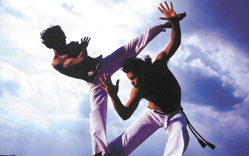 El origen de la Capoeira